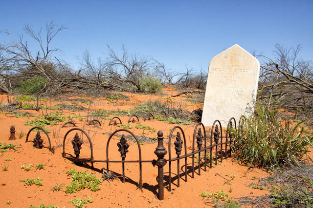 Anna Creek Tombstones