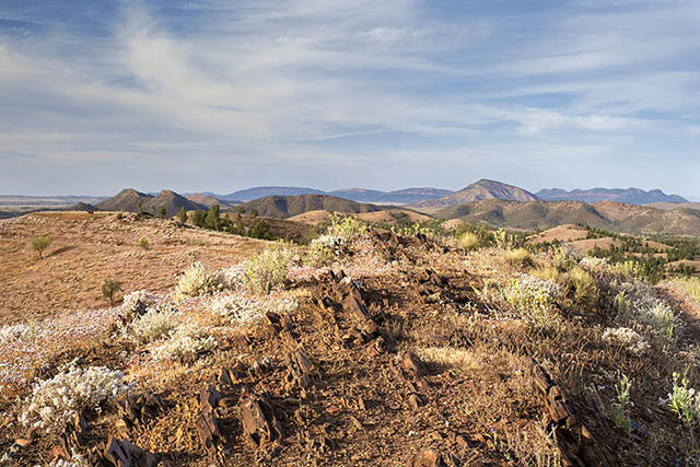 The Spectacular Flinders Ranges ….No 1 in a Series