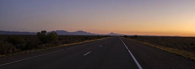 On The Road – Peak Hour