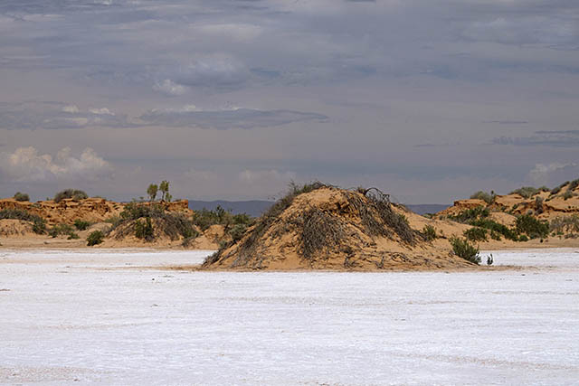 Lake Frome – An Eerie World of Salt and Sand